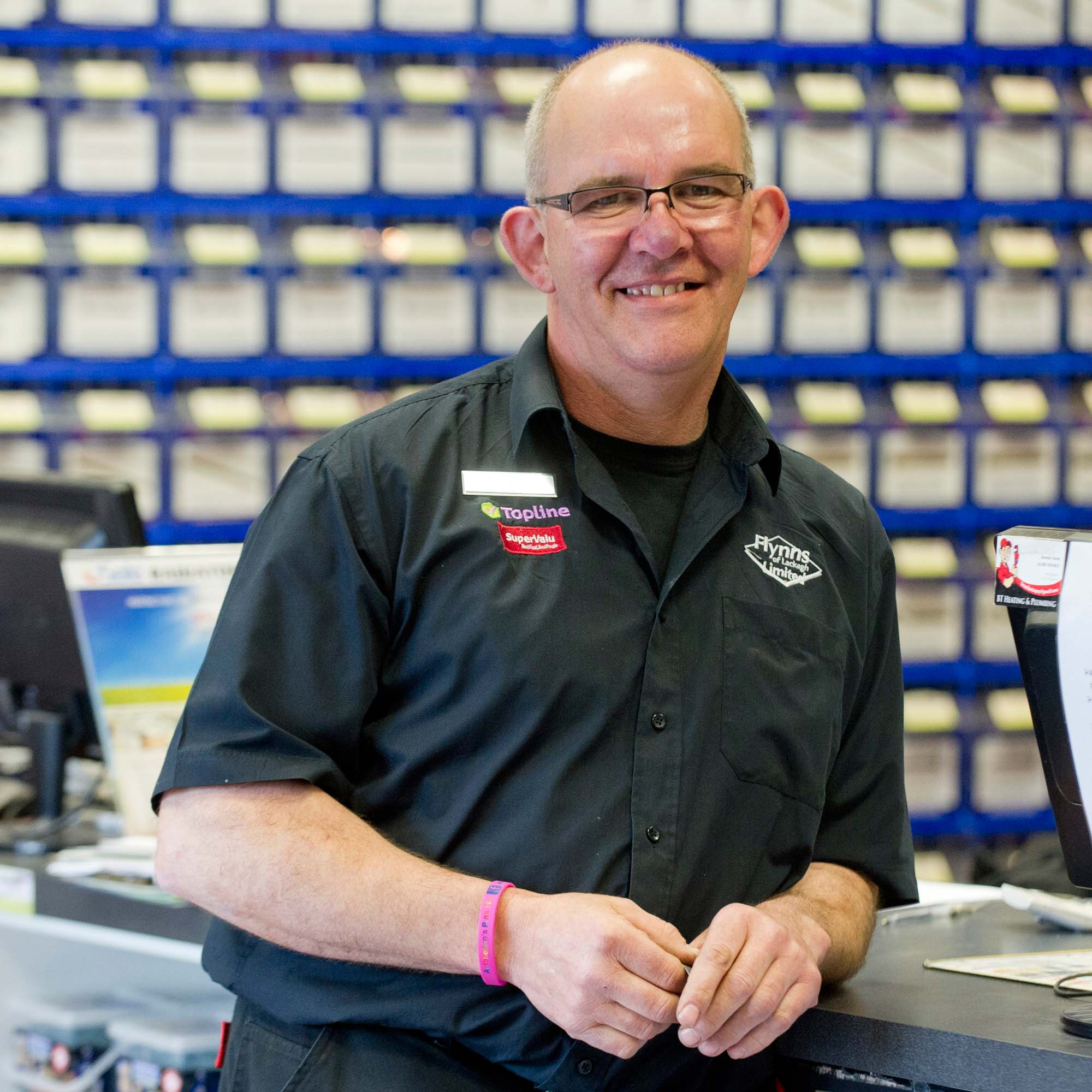 Store Assistant - Mike Bohan
