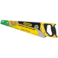 Stanley  Heavy Duty Saw - 22in