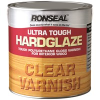 Ronseal  Ultra Tough Varnish Gloss - 2.5 Litre