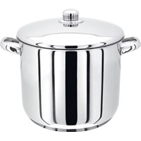Horwood  Stainless Steel Stockpot - 26cm