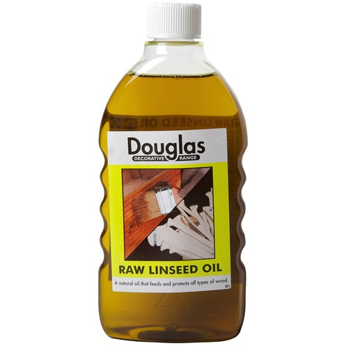 Douglas  Raw Linseed Oil - 500ml