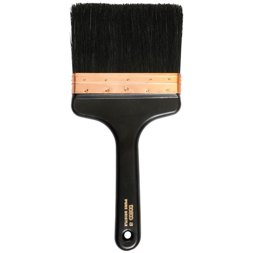Dosco  Kalsomine Paint Brush Standard Pattern - 6in