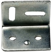 Phoenix  Zinc Plated Stretcher Plate 1.5in - 4 Pack