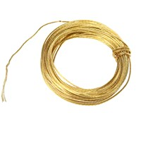 Phoenix  Picture Wire - Brass