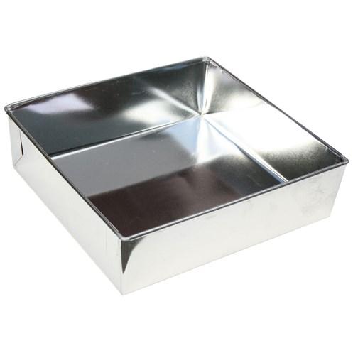 Steelex Square Cake Tin - 12in | Bakeware | Topline Flynns