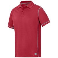Snickers  2711 A.V.S. Polo Shirt - Chilli Red